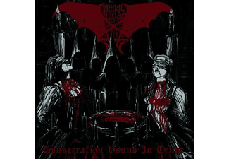 Ritual Suicide - Consecration Bound in Cruor - (CD)