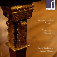 Julian Perkins, Emma Abbate - Duette für Klavier,Vol.1 [CD]
