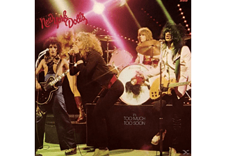 New York Dolls - Too Much Too Soon (Vinyl) - (Vinyl)