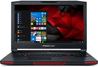 ACER PC portable gamer Predator GX-792-72U8 Intel Core i7-7820HK (NH.Q1EEH.002)