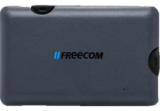 FREECOM Tablet mini, 128 GB, Anthrazit/Schwarz, Externe SSD, 2.5 Zoll