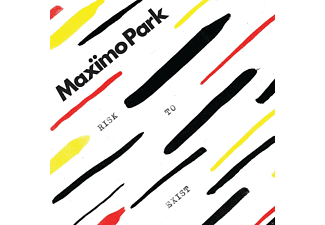 Maximo Park - Risk to Exist - (CD)
