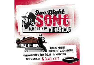 VARIOUS - One Night Song-Blind Date Im Wirtz-Haus - (CD)