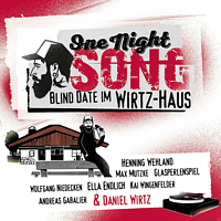 VARIOUS - One Night Song-Blind Date Im Wirtz-Haus [CD]