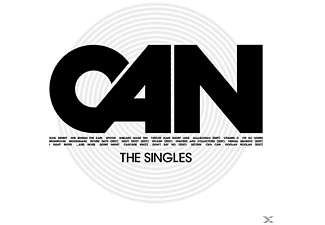 Can - The Singles - (CD)