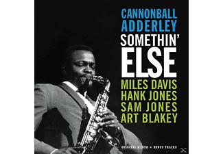 Cannonball Adderley - Somethin' Else - (Vinyl)