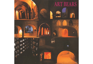 Art Bears - HOPES AND FEARS - (CD)
