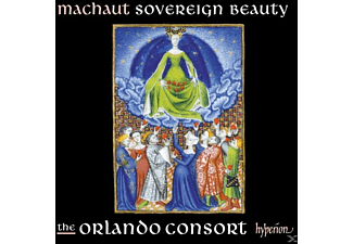 The Orlando Consort - Sovereign Beauty - (CD)