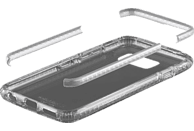 CELLULAR LINE Tetra Force Shock-Twist , Backcover, Samsung, Galaxy S8, Thermoplastisches Polyurethan/Versaflex™/Polycarbonat I.D.S. Impact Dissipating System™, Weiß