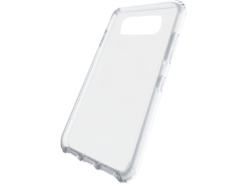 CELLULAR LINE Tetra Force Shock-Twist Backcover Samsung Galaxy S8 Thermoplastisches Polyurethan/Versaflex™/Polycarbonat I.D.S. Impact Dissipating System™ Weiß
