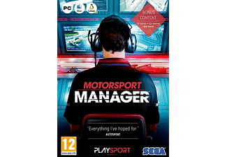SEGA Motorsport Manager PC Oyun