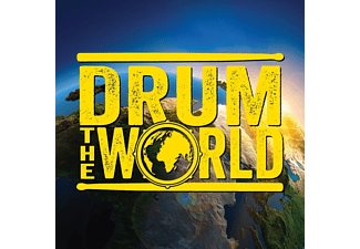 Drum The World - Drum The World - (CD)