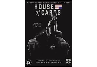 House Of Cards - Seizoen 2 - DVD