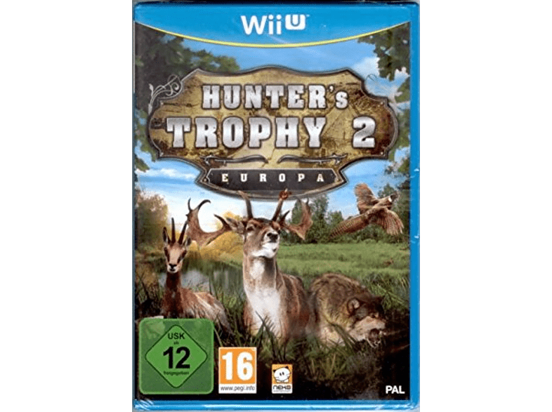 Hunter's Trophy 2 [Nintendo Wii U]
