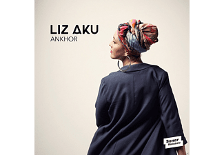 Liz Aku - Ankhor - (LP + Download)