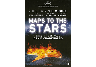 Maps to the Stars DVD