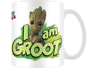 PYRAMID INTERNATIONAL Guardians of the Galaxy Tasse I am Groot Merchandise, white