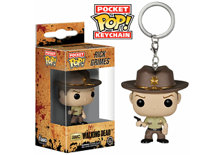 Pocket POP! Keychain: Walking Dead - Rick Grimes