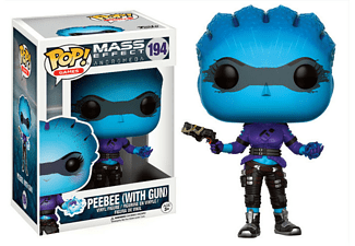 POP! Games: Mass Effect Andr. - Peebee with Gun