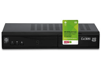 WISI Sat-Receiver OR 397 inkl. ORF Karte, PVR-Ready, 2xUSB