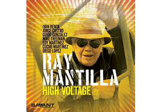 Ray Mantilla - High Voltage - (CD)
