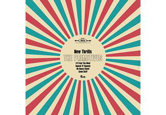 "The Primitives - New Thrills (10"") - (Vinyl)"