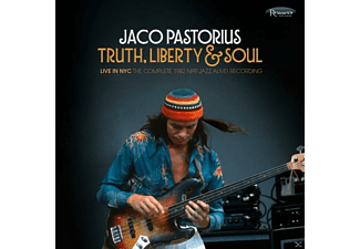 Jaco Pastorius - Truth,Liberty & Soul - (CD)