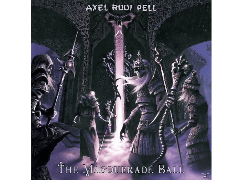 Axel Rudi Pell - The masquerade ball [LP + Bonus-CD]
