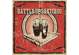 Battle Of Santiago - La Migra - (CD)