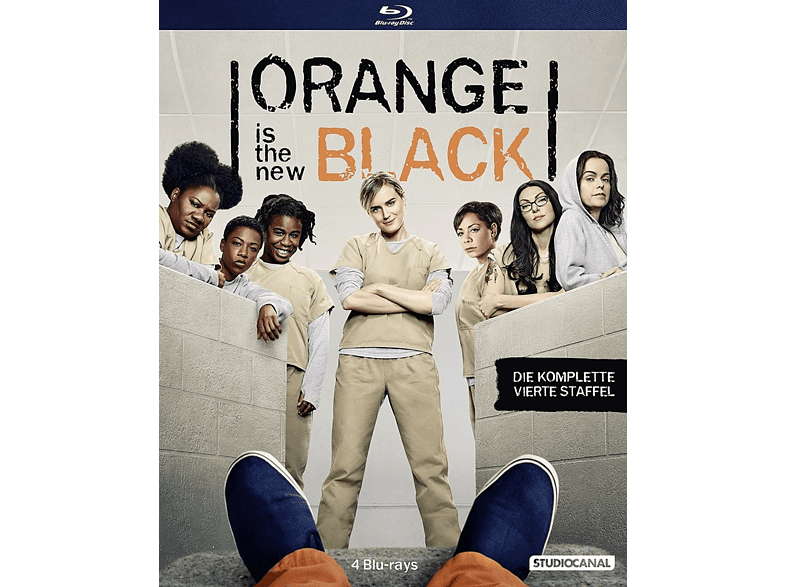 Orange Is The New Black - Staffel 4 [Blu-ray]