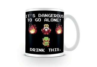 The Legend of Zelda Tasse Drink This