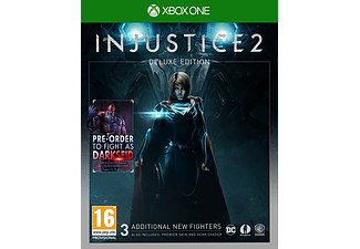Injustice 2 Deluxe Edition | Xbox One