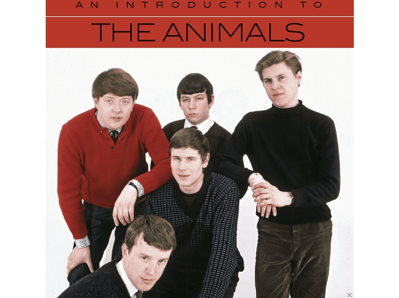 The Animals - An Introduction To [CD]