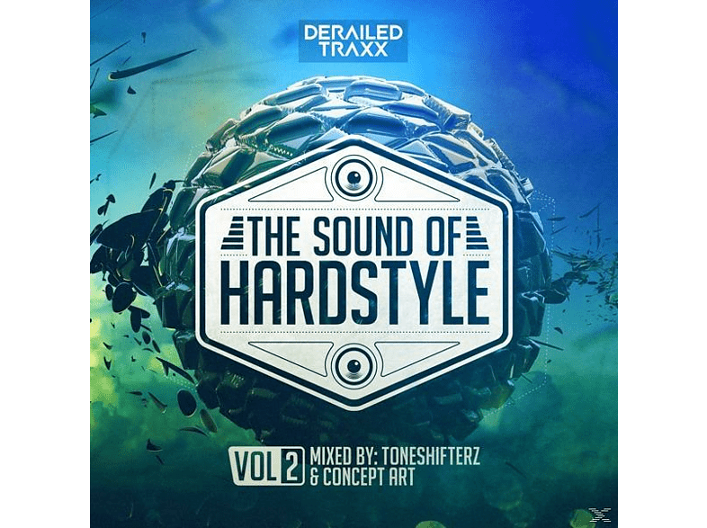 VARIOUS - The Sound Of Hardstyle Vol.2 [CD]