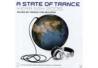 VARIOUS, Armin Van Buuren - A State Of Trance Yearmix 2006 - (CD)