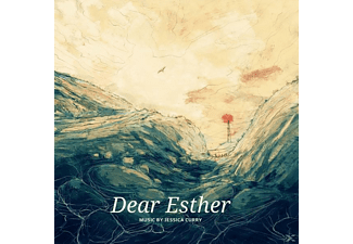 Jessica Curry - Dear Esther-Original Soundtrack (Gold) - (Vinyl)