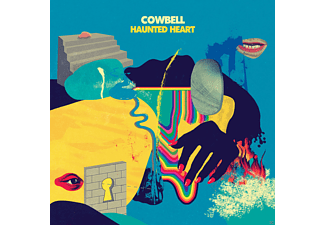 Cowbell - Haunted Heart - (CD)
