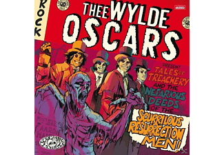 Thee Wylde Oscars - Tales Of Treachery And The Nefarious Deeds Of... - (Vinyl)