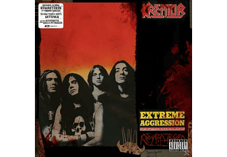 Kreator - Extreme Aggression-Remastered - (Vinyl)