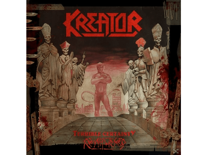 Kreator - Terrible Certainty-Remastered [CD]