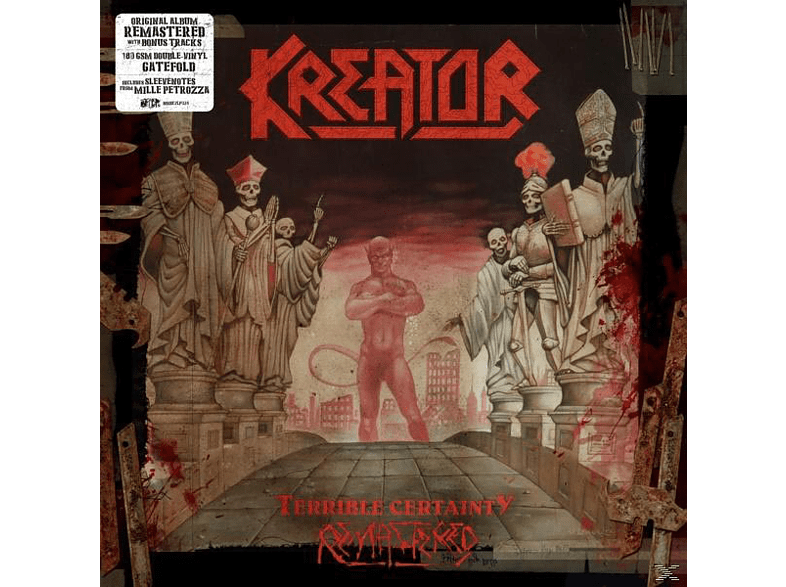 Kreator - Terrible Certainty-Remastered [Vinyl]