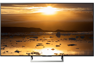 "TV SONY KD75XE8596BAEP 75"" EDGE LED Smart 4K"