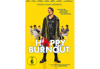 Happy Burnout - (DVD)