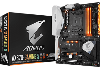 GIGABYTE MAB Ga AX370-Gaming 5 Soket AM4 DDR4 32GB Anakart