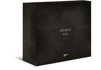 Nimo - K¡K¡ (Deluxe Box) - (CD + Merchandising)