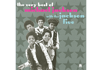 The Jackson 5, Michael Jackson - The Very Best of Michael Jackson with the Jackson Five (CD)