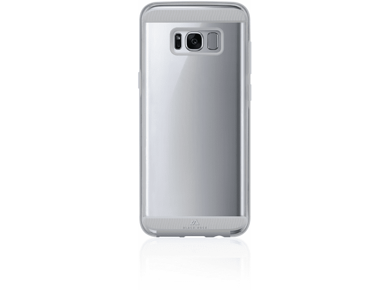 BLACK ROCK  Air Backcover Samsung Galaxy S8+ Polycarbonat/Thermoplastisches Polyurethan Transparent | 04260460954398