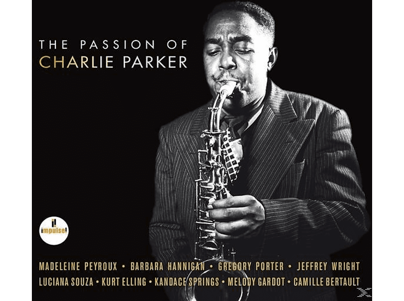 VARIOUS - The Passion Of Charlie Parker [Vinyl]