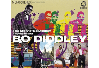 Bo Diddley - Story of Bo Diddley (CD)