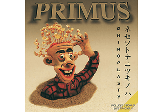 Primus - Rhinoplasty (Enhanced Edition) (CD)
